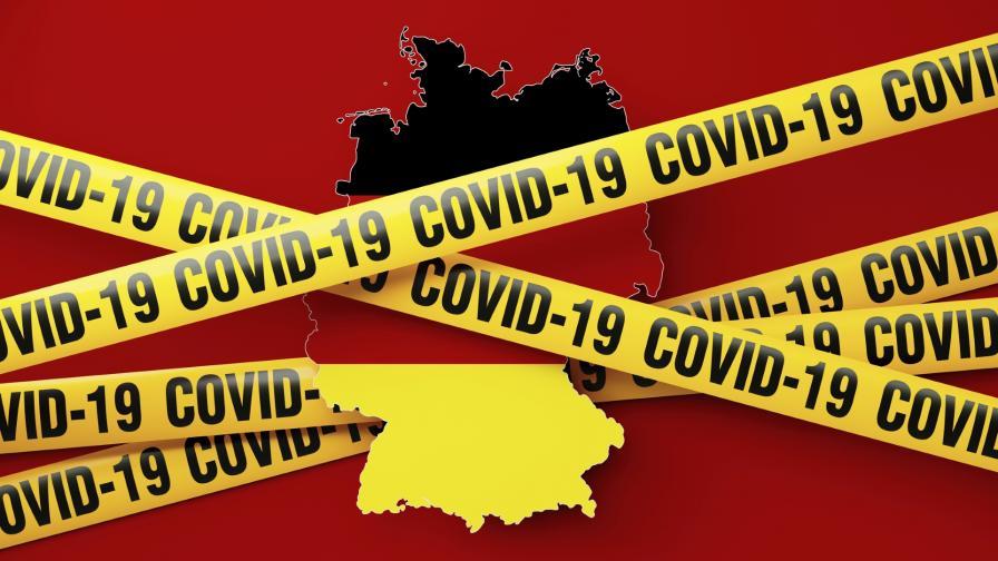 <p>Берлин затяга мерките срещу коронавируса</p>