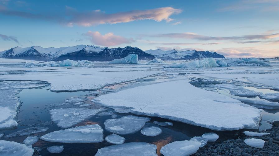 Японски учен прогнозира нов ледников период