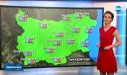 Прогноза за времето (10.04.2020 - централна емисия)