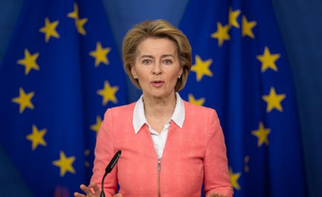 ЕК: Безсмислено е затварянето на границите в ЕС заради пандемията