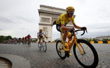 Вадят отбори от Тур дьо Франс заради COVID-19