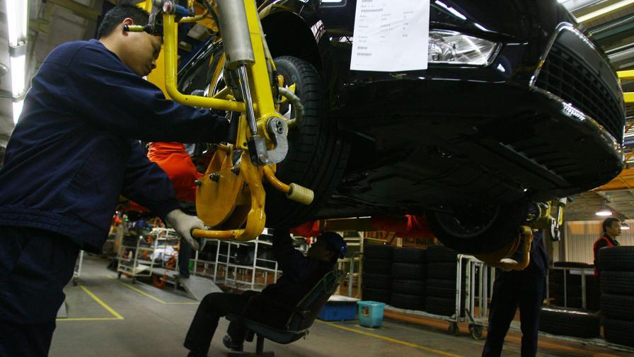 В Китай субсидират покупката на нов автомобил