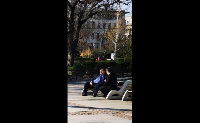Каракачанов ще бъде глобен за нарушаване на мерките за сигурност