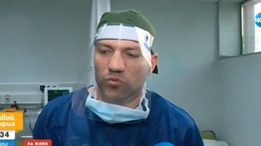 Тервел Пулев за втори път доброволец в болница