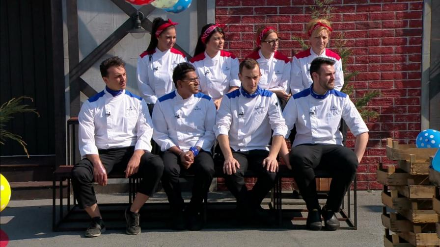 <p>Галя и Ивайло в кулинарна схватка в Hell&rsquo;s Kitchen България</p>
