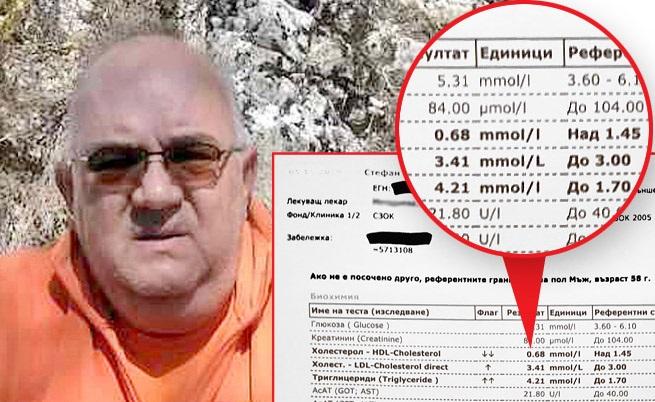 Стефан Костов, 58 год., София