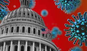 Рекорд на заразените в САЩ, починалите може да са много повече