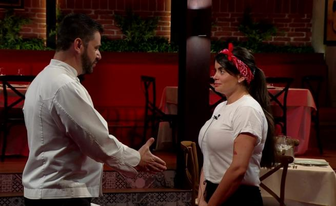 Соня изненадващо напусна Hell's Kitchen България