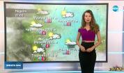 Прогноза за времето (19.04.2020 - обедна емисия)
