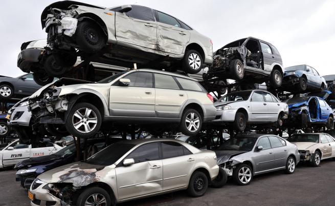 Кола за скрап и получаваш субсидия за нов автомобил