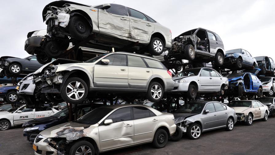 <p>Кола за скрап и получаваш субсидия за нов автомобил</p>