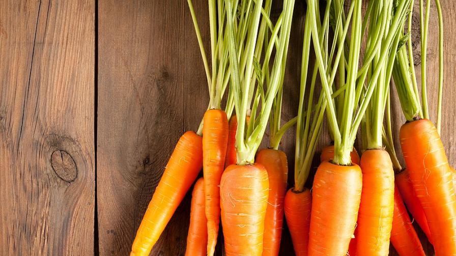 За здрави очи: Как да ядем морковите правилно