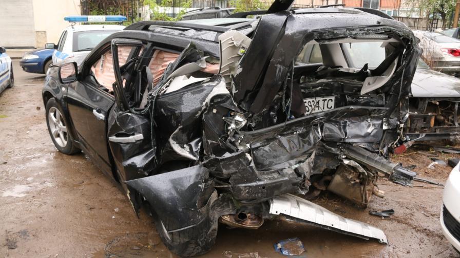 Манипулирано ли е видеото от катастрофата с Милен Цветков