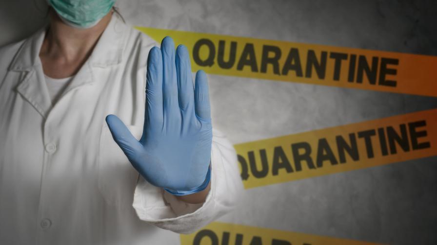 """Нова епидемия от COVID-19 в Китай, град Харбин """"под ключ"""""""