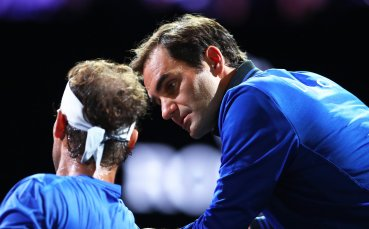 Forbes: Федерер мина Меси и е най-скъпоплатеният спортист