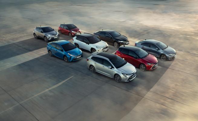 Toyota е продала 15 млн. хибрида