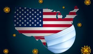 Скок на починалите с коронавирус в САЩ - Теми в развитие   Vesti.bg