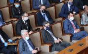 РЗИ влезе в НС, по 300 лв. акт за депутатите без маски