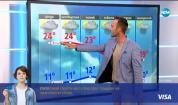 Прогноза за времето (29.04.2020 - обедна емисия)