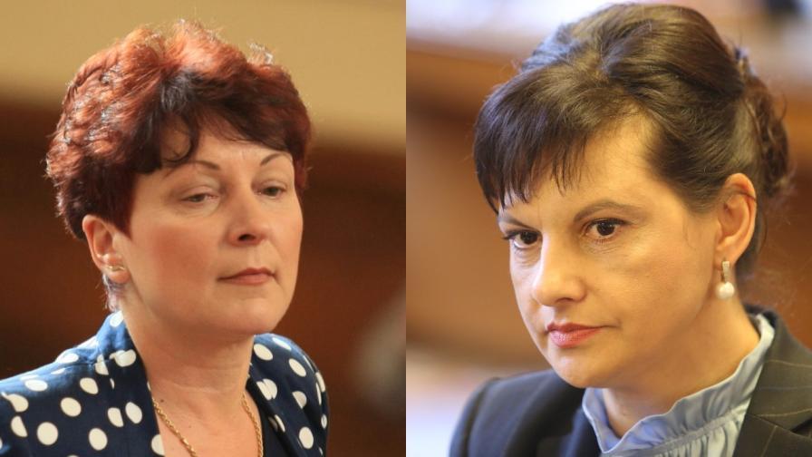 Двамата депутати от ГЕРБ, заразени с COVID-19, се възстановиха