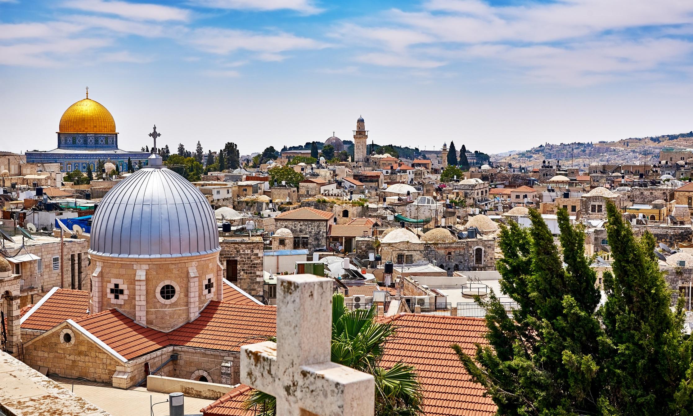 <p><strong>№2 Йерусалим, Израел</strong></p>