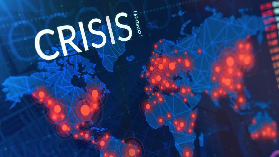 Въздействието на COVID-19 върху световната икономика