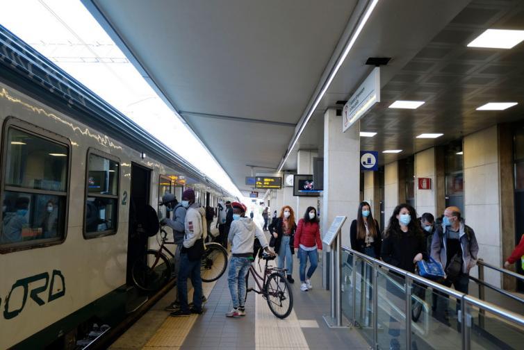 италия коронавирус мерки пусти улици