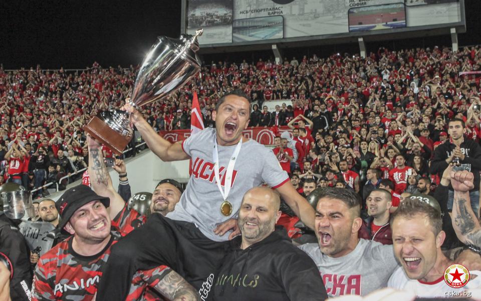 Официалният сайт на ЦСКА поздрави двама рожденици. Това са боксьорът