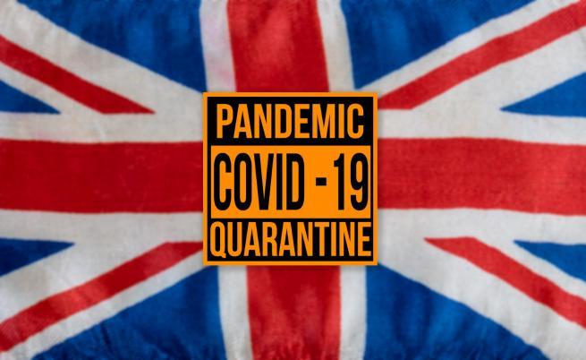 Великобритания вече с най-много жертви на COVID-19 в Европа
