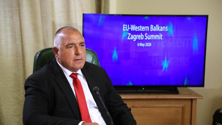 Борисов: Минем ли над 100 заразени на ден, строгите мерки се връщат