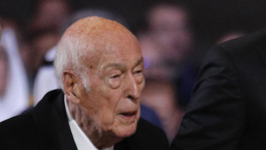 Обвиниха 94-годишния Валери Жискар в сексуално посегателство