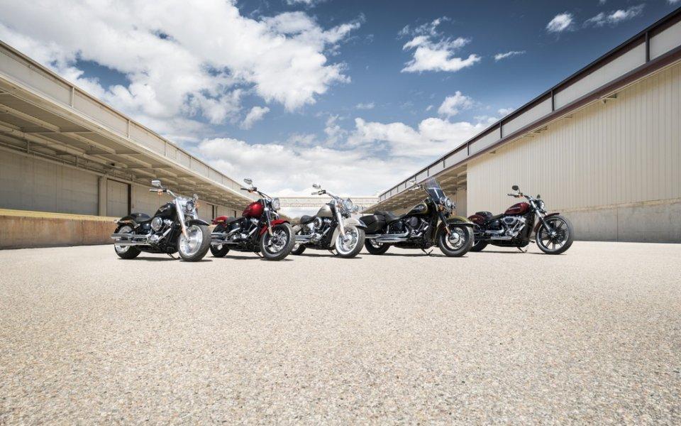 Свободата винаги е била определяща за компания като Harley-Davidson, дори