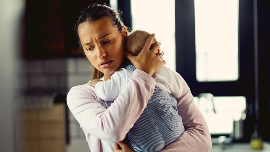 Следродилната депресия - как да получим помощ (Част II)