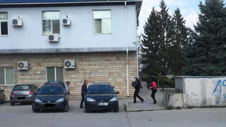 Сградата на Община Стражица