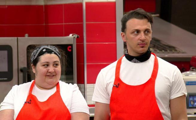 Галя срещу Реджеп за място в топ 4 на Hell's Kitchen България