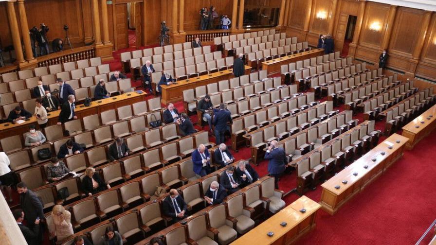 Отхвърлиха ветото на президента върху закона за МВР