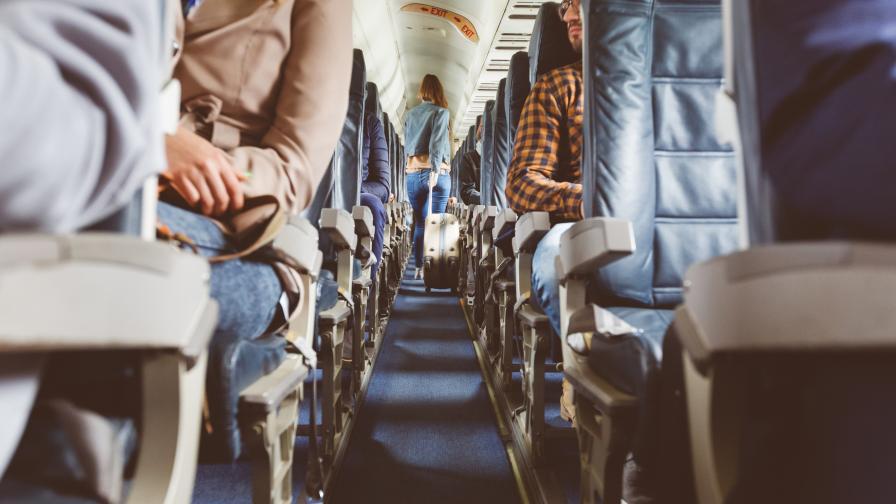 Какво вероятно няма да видите скоро на борда на самолет