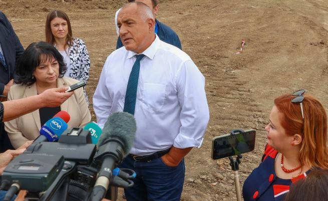 Борисов: Няма да се хвана на Божков ТВ, законът не пречи да кажа - вие сте негодници