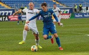 Левски обяви официално раздяла с още един футболист