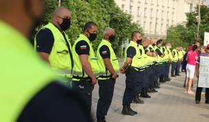 <p>Два протеста в София в неделния ден</p>
