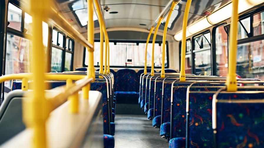 <p>Пускат климатиците в градския транспорт в София&nbsp;</p>