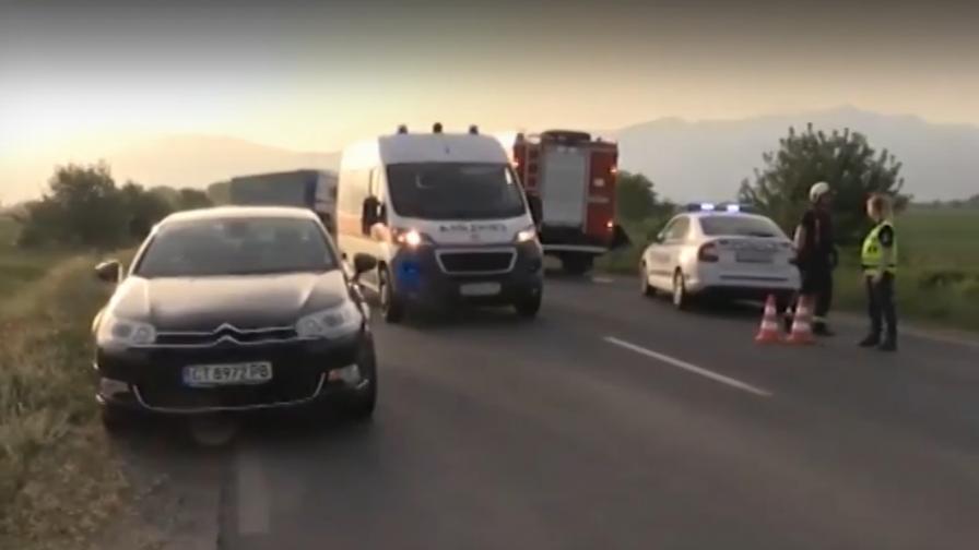 Почина един от ранените в катастрофата край Копринка