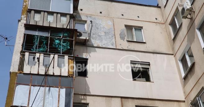 България Жена пострада при взрив на газова бутилка в Пловдив