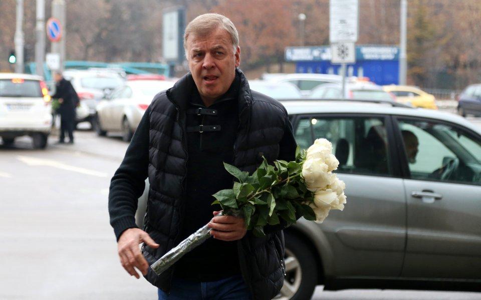 Наско Сираков се превърна вчера сутринта в първия в историята,