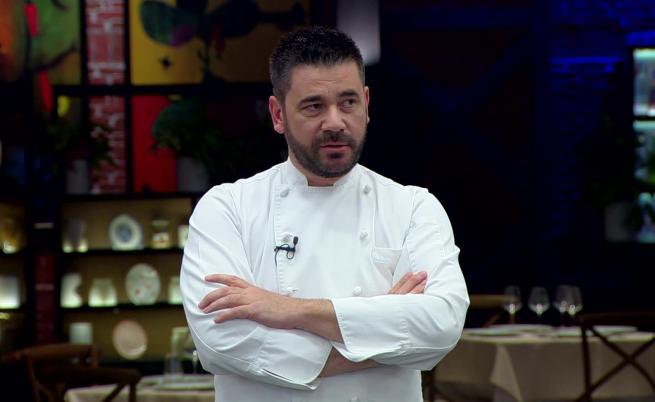 Още един ще си тръгне тази вечер от Hell's Kitchen България
