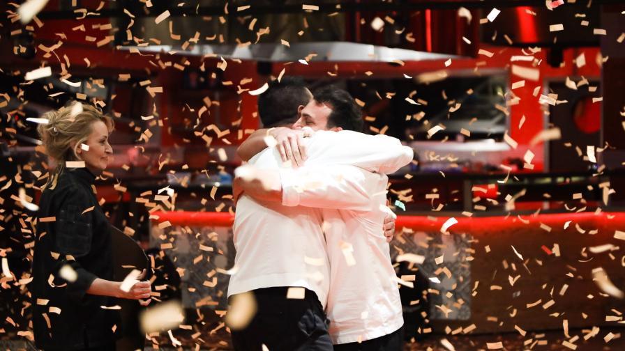 Реджеп е големият победител в третия сезон на Hell's Kitchen България