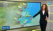 Прогноза за времето (22.05.2020 - сутрешна)