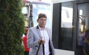 Шеф на ЦСКА в разпален разговор с Крушчич след мъчната победа
