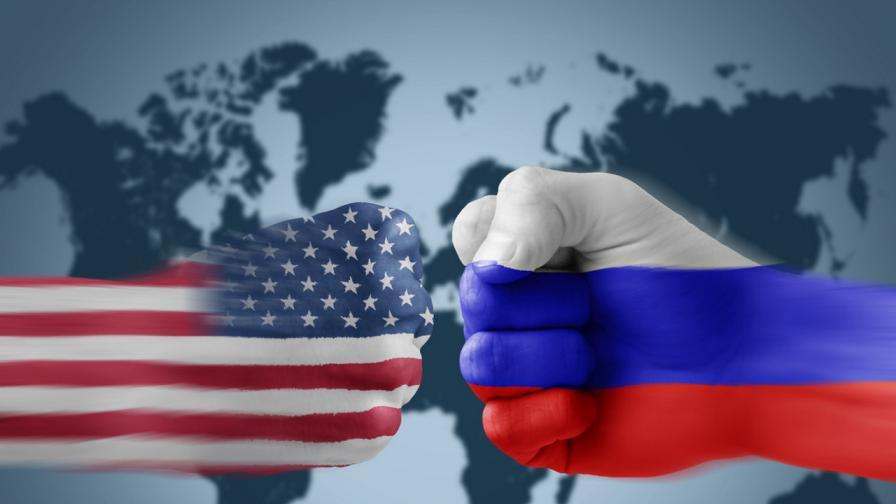 Напрежение между САЩ и Русия, 10 изгонени