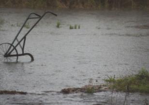 Солун е под вода заради проливни валежи
